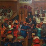 The Church Scene